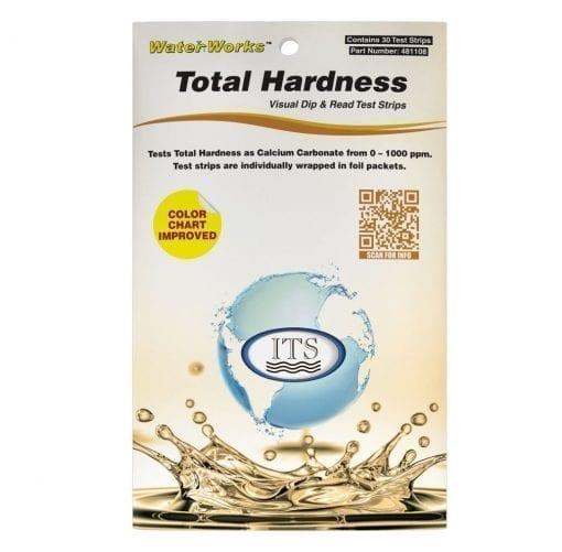 hårdhet vatten test