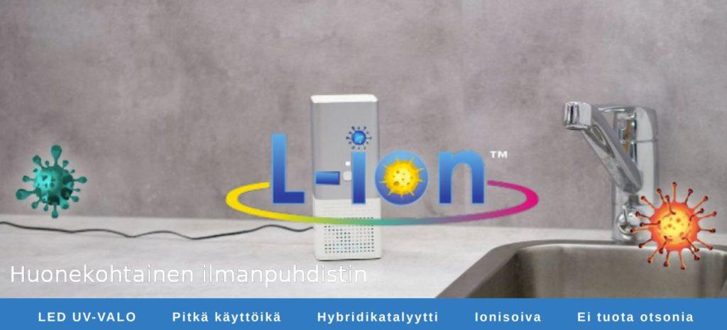 UV LED tilapuhdistin